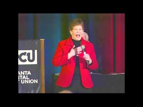 Bobbie Staten, Motivational Humorist, RN, CSP - YouTube