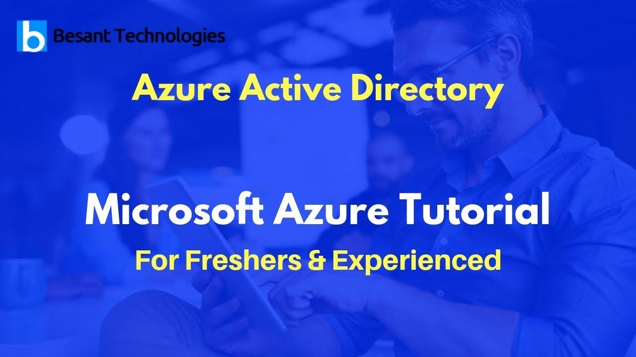 Azure Active Directory | Microsoft Azure Tutorial For Beginners