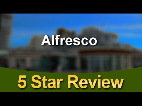 Alfresco Brighton Amazing 5 Star Review by Robert A.