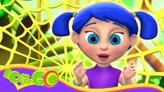 Bo En el IR! - Bo y el Brillo de punta Malabarista | Divertidos dibujos animados para los Niños