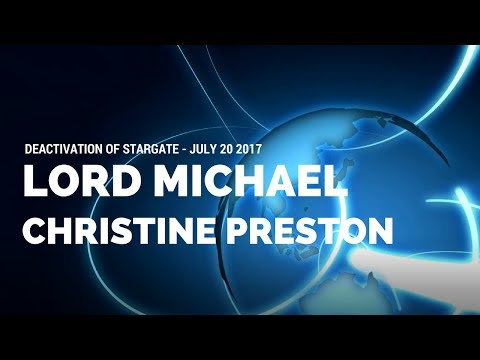 Lord Michael, NESARA, September, Deactivation of Stargate - July-20-2017