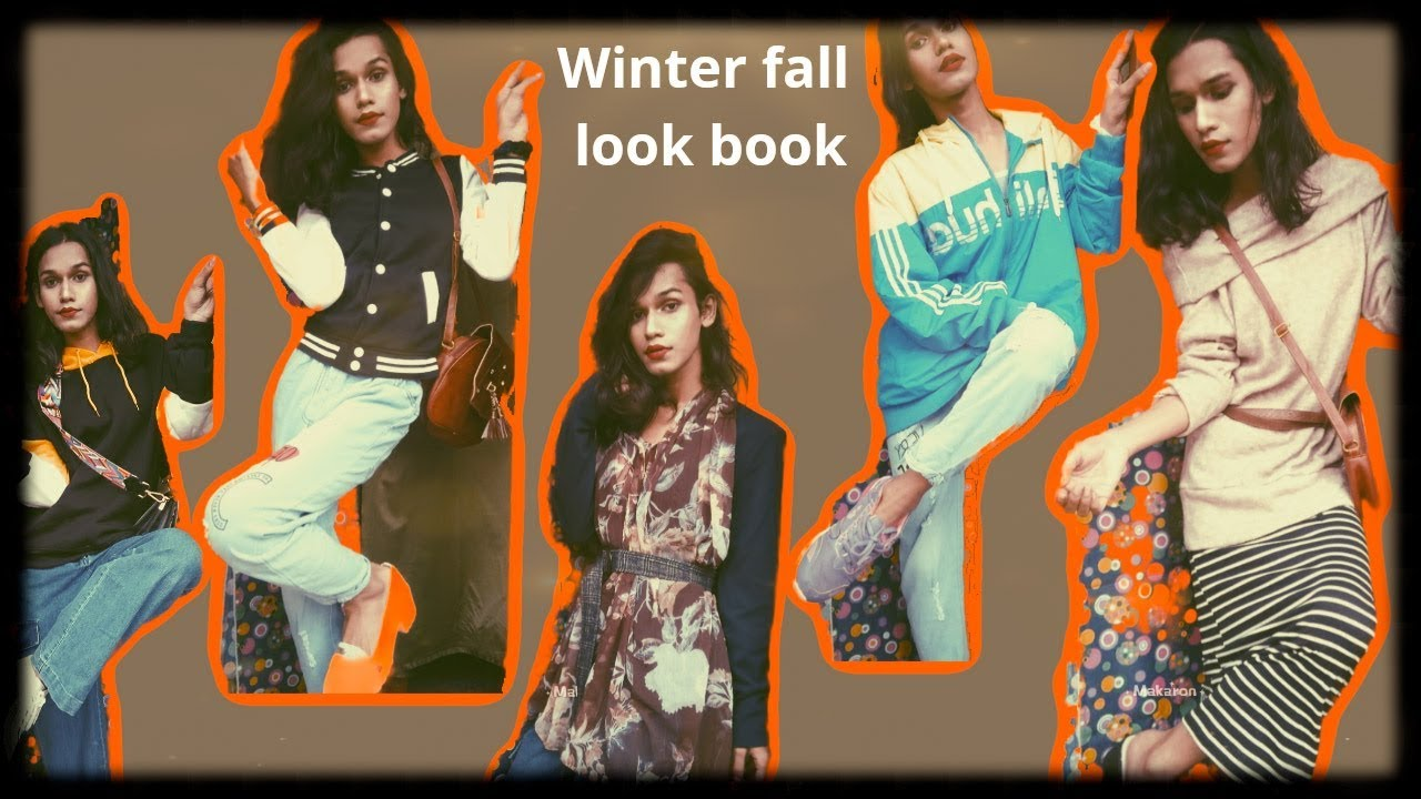 [VIDEO] - Winter Fall Easy Looks ideas   lookbook 2019   Nikitasha Singh 7