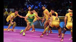 Pro Kabaddi 2018 Highlights | Telugu Titans vs Patna Pirates | Hindi