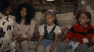 The Johnsons Have a Frank Discussion About Hair - mixed-ish