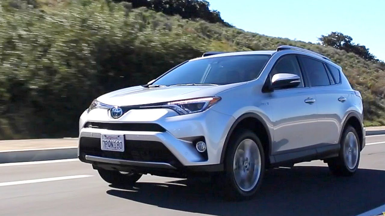 2016 toyota rav4 review and road test youtube. Black Bedroom Furniture Sets. Home Design Ideas