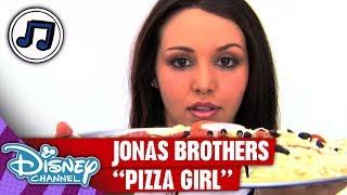 JONAS BROTHERS - 🎵 Pizza Girl 🎵 | Disney Channel Songs