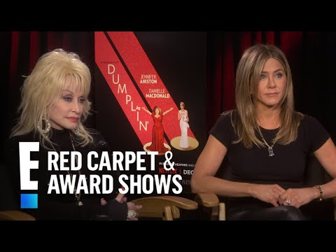 "Jennifer Aniston Gushes Over Dolly Parton Joining ""Dumplin'""   E! Red Carpet & Award Shows Mp3"