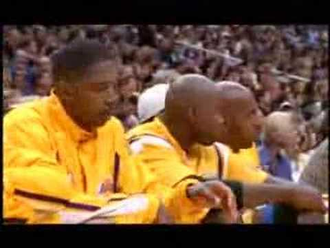 Lakers dinasty 2000,2001,2002,nba champions