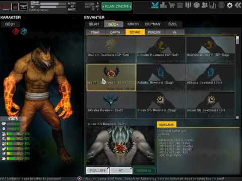 Wolfteam En Iyi Envanterlerden Birisi.