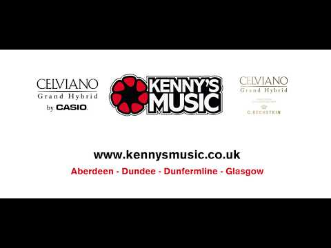 Kennys Music - Casio Grand Piano Commercial