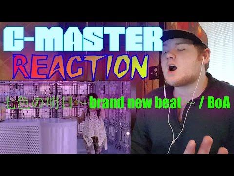 七色の明日~brand new beat~ / BoA REACTION! I MESSED UP!