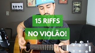 Baixar 15 RIFFS NO VIOLÃO pt. 2! - Tiago Contieri - #VEDA17