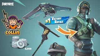 *Exclusive* New NVIDIA PC Skin - going for that Fortnite Victory Royale!