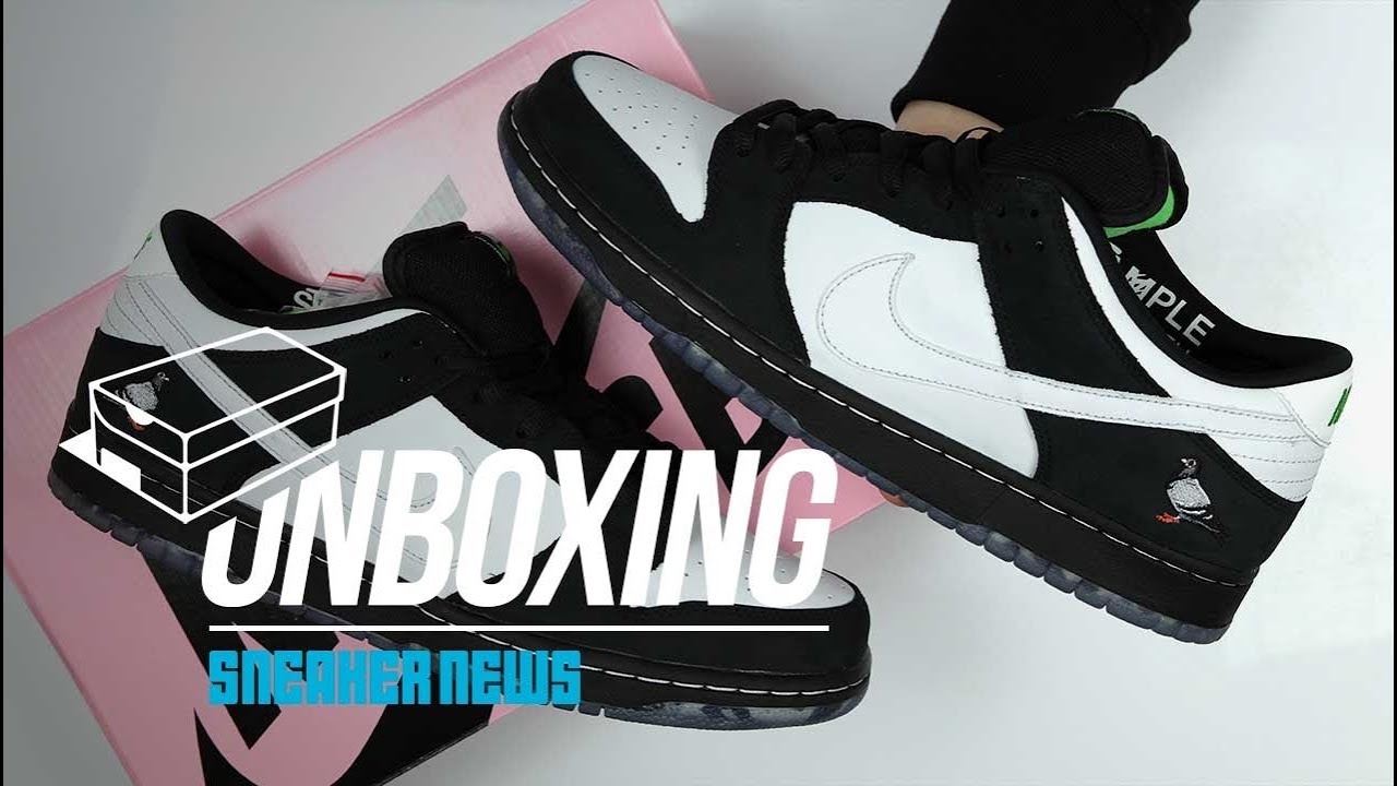 best cheap b52d8 59527 How A Sneaker Riot in NYC Led To The Panda Pigeon SB Dunks