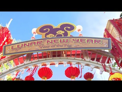 Chinese New Year becomes more popular in the United States