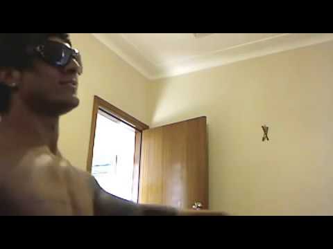 Zyzz shows you his bedroom - brings out his Clenbuterol - RIP - Rare Vid Brah