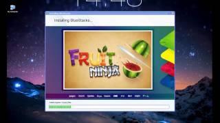 Hướng dẫn cài đặt sử dụng Bluestacks - Phần mềm giả lập Android phần 1