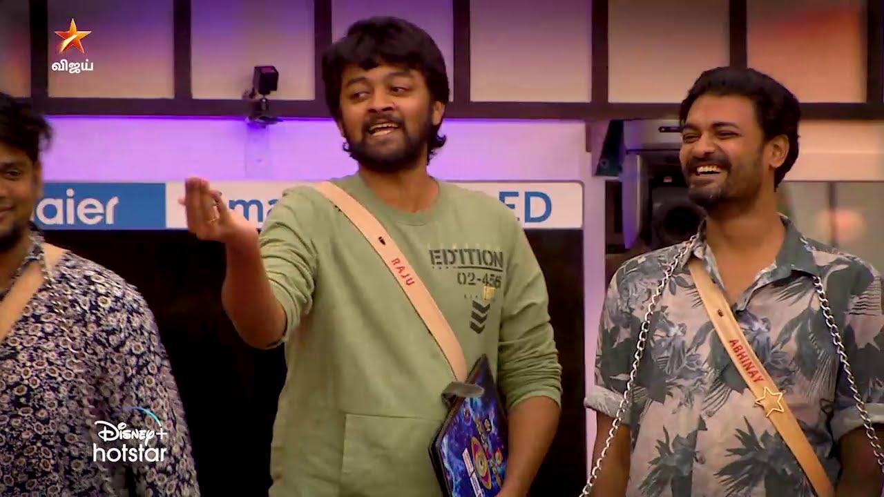 Download Bigg Boss Tamil Season 5  | 22nd October 2021 - Promo 1