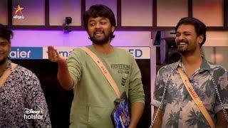 Bigg Boss Tamil Season 5  | 22nd October 2021 - Promo 1
