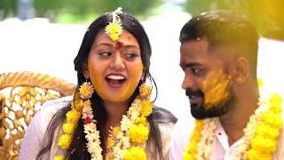 ROWDY BABY !! Fun Treat – Real Couple Wedding LipDub 4K | Karthik & Pratheba