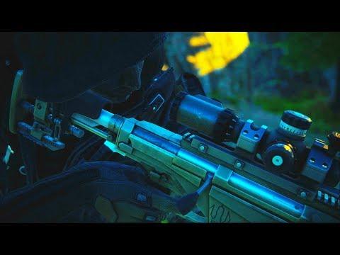 Sniper Ghost Warrior Contracts - Seeker Eliminates Sasha Petroshenko