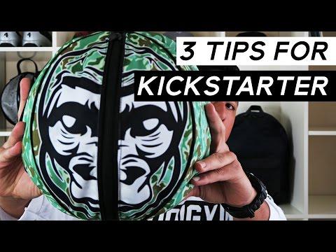 Kickstarter Success | 3 Things To Know Before Crowdfunding
