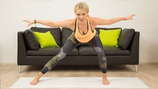 Bauch Beine Po Pilates Workout mit Linda Penkhues