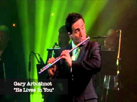 Gary Arbuthnot - He Lives In You
