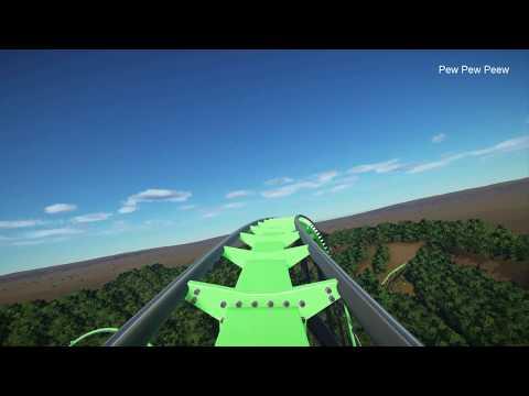 Planet Coaster: X-Wonder HyperCoaster