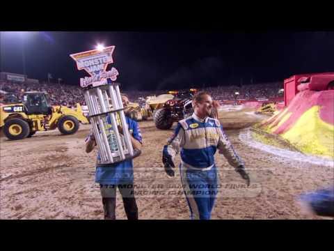 Monster Jam in Sam Boyd Stadium - Las Vegas, NV 2013 - Full Show - Episode 13