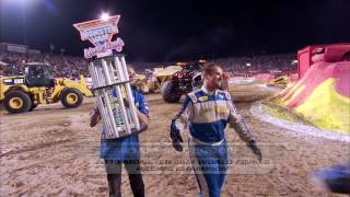 Monster Jam in Sam Boyd Stadium - Las Vegas, NV 2012 - Full Show - Episode 13