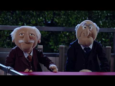 Statler & Waldorf at The Hollywood Bowl | The Muppets