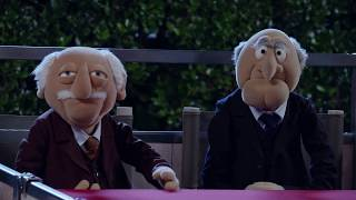 Statler & Waldorf at The Hollywood Bowl   The Muppets