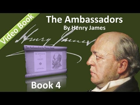 Book 04 - The Ambassadors Audiobook by Henry James (Chs 01-02)