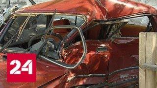 Авария во владимирской области