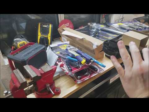Another HUGE Tool Haul - 동영상