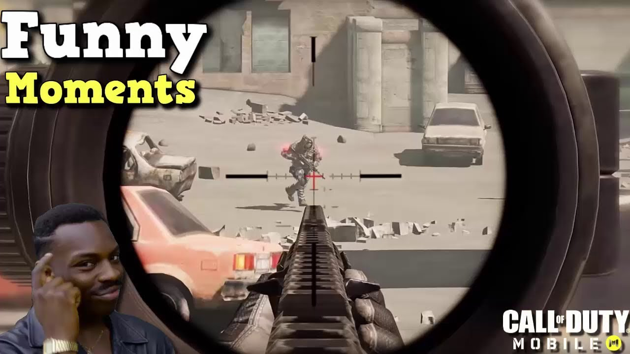 Call Of Duty Mobile Funny Game And Movie