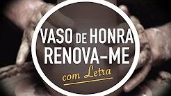 VASO DE HONRA e RENOVA-ME | CD JOVEM | MENOS UM