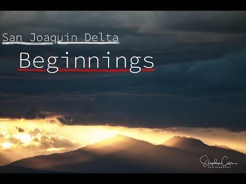 San Joaquin Delta River: Beginning (Phantom 3 Pro 4k Footage)