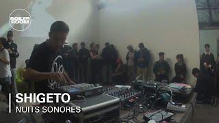 Shigeto Boiler Room DJ Set / Nuits Sonores