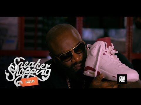 Thumbnail: Rick Ross goes Sneaker Shopping with Complex