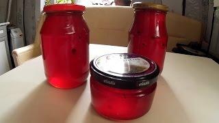 видео Как варить варенье из шишек сосны?