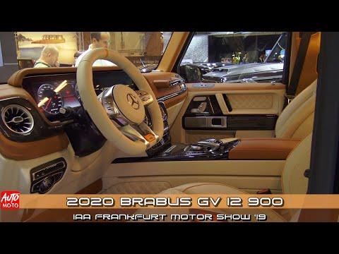 2020 Brabus GV