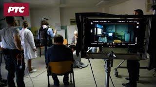 Na snimanju serije
