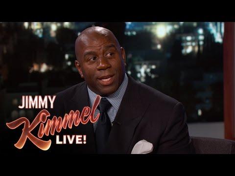 Magic Johnson Once TrashTalked Michael Jordan