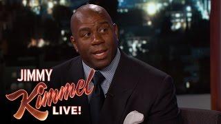 Download Magic Johnson Once Trash-Talked Michael Jordan Mp3 and Videos