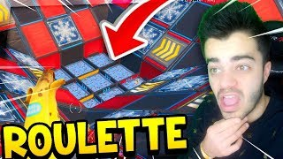 Fortnite - *NEW MODE* LA ROULETTE DE LA MORT !!