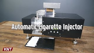 Automatic Cigarette Injector - Comṗact Machine C-1 (2018)