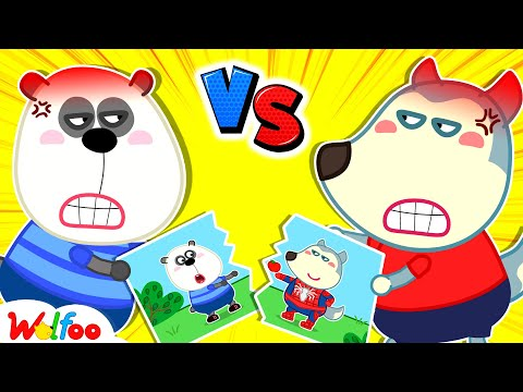 No No, Don't Feel Angry! - Kids Stories About Wolfoo's Friendship | Wolfoo Family Kids Cartoon