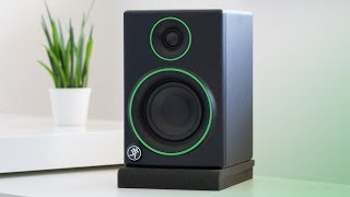 mackie CR3 Speakers: Fantastic Budget Audio Monitors
